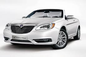 standard chrysler 200 lancia flavia sedan and convertible concept tagged versions of
