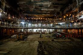 live nation renovations at philadelphia metropolitan opera house