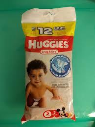 shower gift diaper bag bundle travel boogie wipes huggies