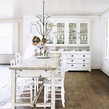 Shabby Chic Kitchen Table by Wood Finishes Dining Table For Shabby Chic Kitchen Designing A