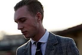 undercut slick back receding hairline undercut haircut for men