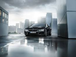 Bmw I8 Blacked Out - limited edition frozen bmw i8 gaskings car news