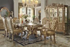 formal dining room sets wonderful formal dining table set gold formal dining table set