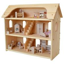 De Plan Barbie Doll Furniture by Best 25 Wooden Dollhouse Ideas On Pinterest Diy Dollhouse Diy