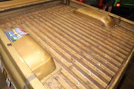 wooden truck bed ten trick bed ideas from 2015 sema show rod network