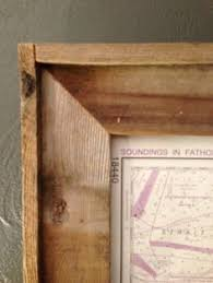Picture Frames Made From Old Barn Wood World Of Miniature Bears Rabbit 5