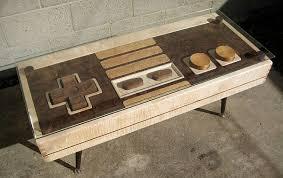 multifunctional table multifunctional nintendo controller coffee table