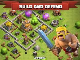clash of 2 mod apk clash of clans 9 434 14 unlimited money and mod apk