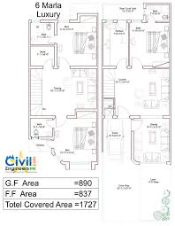 marla house design on 5 marla house front design in pakistan further