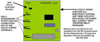 transfer relay progressive dynamics