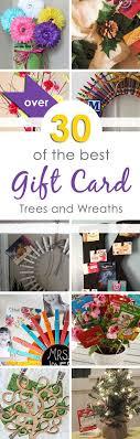 gift card tree ideas christmas gift cards ideas paso evolist co
