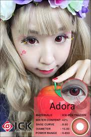 red eye contacts for halloween 12 best red color contact lenses images on pinterest red color