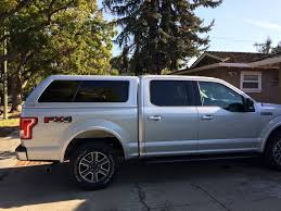 Ford Raptor Truck Shell - 15 and 16 u0027s with camper shell cap topper ford f150 forum