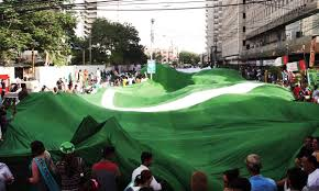 Photo Editor Pakistan Flag Pakistanis Celebrate 70th Independence Day With Patriotic Zeal And