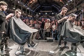 great british barber bash glasgow june 2016 youtube
