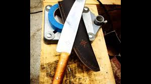 making of the best kitchen knife ever youtube