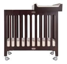 Solid Wood Mini Crib by Alma Mini Urban Crib Bloom Horne