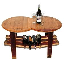 whiskey barrel furniture uhuru designs used whiskey barrel