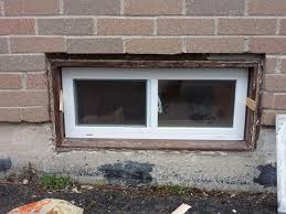basement basement replacement window installation denver youtube