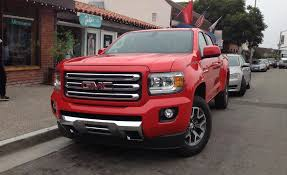 Gmc Sierra 2015 Interior 2015 Gmc Canyon All Terrain Pictures Photo Gallery Car And Driver