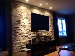 living interior tv wall mounting ideas for big space design with