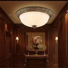 Antique Brass Pendant Light by Aliexpress Com Buy Floureon Brass 4 Light 18inch Ceiling Lamp