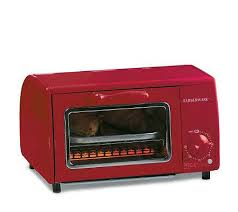 Fagor Toaster Oven Farberware Fsto400r Special Select 4 Slice Toaster Oven Red