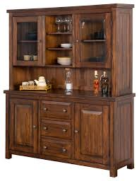 tuscany hutch with buffet traditional buffets and sideboards