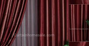 curtains burgundy curtains awesome deep red curtains 40 amazing
