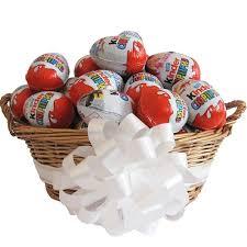 kinder suprise egg baskets to ukraine kinder eggs basket to ukraine