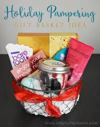 gift basket themes pering gift basket idea artsy fartsy