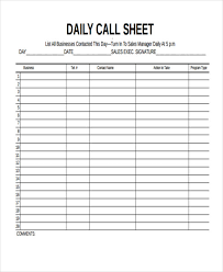 awesome call sheet example ideas resume samples u0026 writing guides