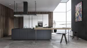 simple modern kitchen design sleek kitchen designs with a beautiful simplicity kitchens loft