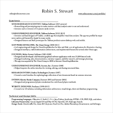 resume writing template u2013 10 free word pdf psd documents