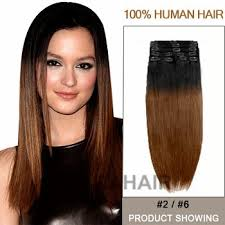 100 human hair extensions shop 16 two colors 2 and 6 ombre hair extensions 100