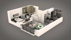 3d floor plan animation youtube