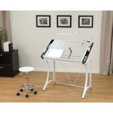 Glass Drafting Tables Adjustable Drafting Table With Glass Top For Lightbox Tracing
