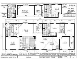 modern home floor plans modern houses floor plans adhome