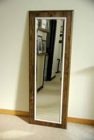 How To Decorate With Mirrors How To Build And Decorate With Rustic Mirror Frames