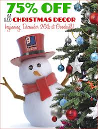Half Off Christmas Decorations by Events And Promotions At Goodwill Donation And Store Centers
