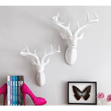 stag head home decor