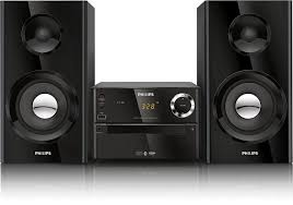 home theater rack system amazon com philips btm2180 37 micro music system black home