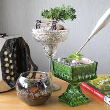 Mini Fairy Garden Ideas by Miniature Garden Ideas For Black Thumbs Part Ii The Mini Garden