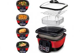 machine a cuisiner speed chef multicuiseur 8 en 1 speed chef cooker digital