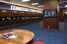 players react to changes inside building new locker room
