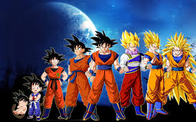 dragon ball z goku wallpapers high quality download free