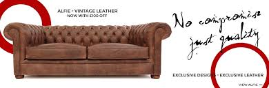 Vintage Leather Sofas Old Boot Sofas Leather Chesterfield Sofas Traditional Leather