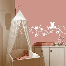 stickers chambre bebe fille délicieux stickers muraux chambre bebe pas cher 11 deco chambre