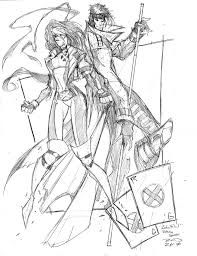 commish sketch 37 by robduenas on deviantart