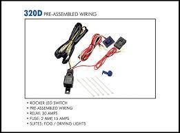 wiring kit eagle eye lights